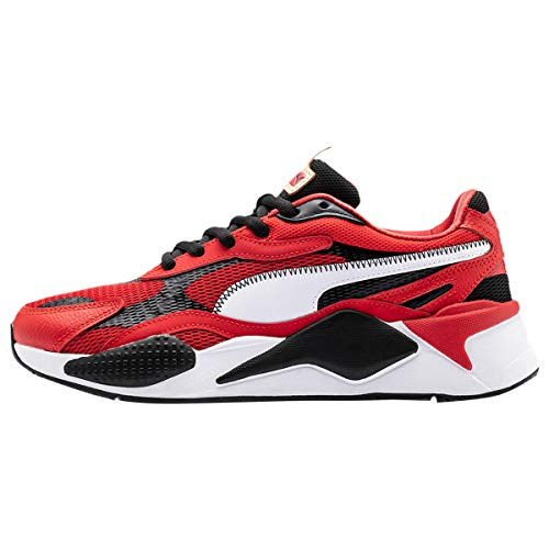 PUMA Mens RS-X³ Chinese New Year Casual Sneakers, Red, 5.5