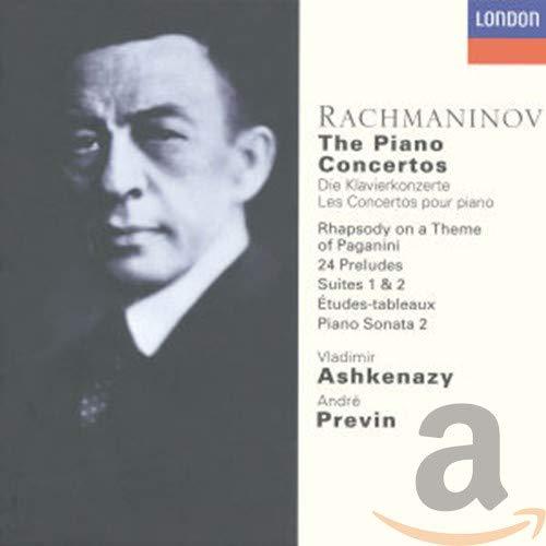 Piano Concertos/Suites/Preludes