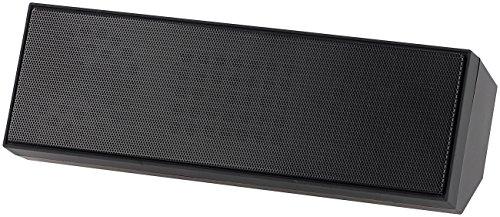 auvisio Aktivbox: Portabler Stereo-Lautsprecher mit Bluetooth 4.1 und Akku, 10 Watt (Retro Lautsprecher)
