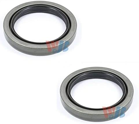 Pair Set of 2 Front Inner WJB GMC for Wheel P4500 Seals Kit 1979 Tucson Mall Product