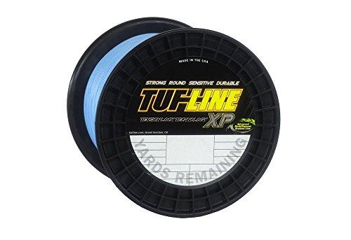 Tuf-Line XP geflochtene Angelschnur, blau, 200 Pfund