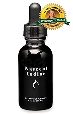 Nascent Iodine 30ml from Good Health Naturally