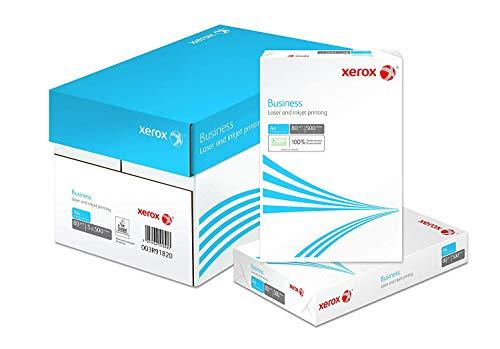 Xerox - Papel A4 para oficina (80 g/m², 1 resma), color blanco