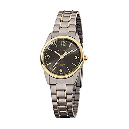 Titan Reloj 26mm Regent f429
