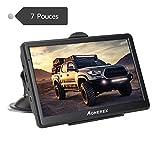 GPS Voiture Auto Navigation 7 Pouces HD Écran Tactile 8GB Instructions Vocales avec...