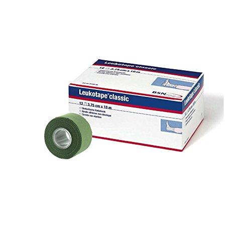 BSN Leukotape Classic 3,75 cm x 10 m Tape 1 Rolle in Grün