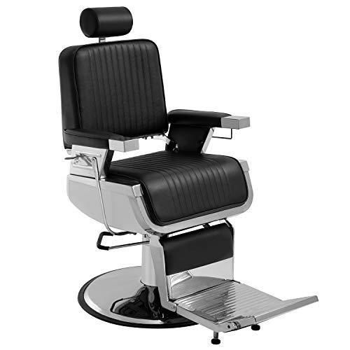 BestSalon Hair Salon Chair Barber Chair Recline...