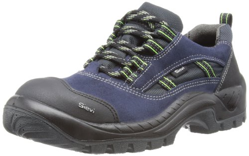 Sievi Unisex-Erwachsene Actor S3 Low-top, blau, 40 EU