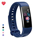 moreFit Kids Fitness Tracker with Heart Rate Monitor,Waterproof Activity Tracker Watch with 4 Sport Modes,Sleep Monitor...