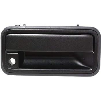 Amazon Com Chevy Suburban 92 99 Tailgate Handle Outside Black Automotive