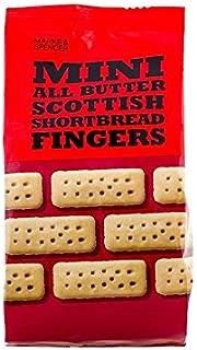 Marks & Spencer M & S Mini All Butter Scottish Shortbread Fingers