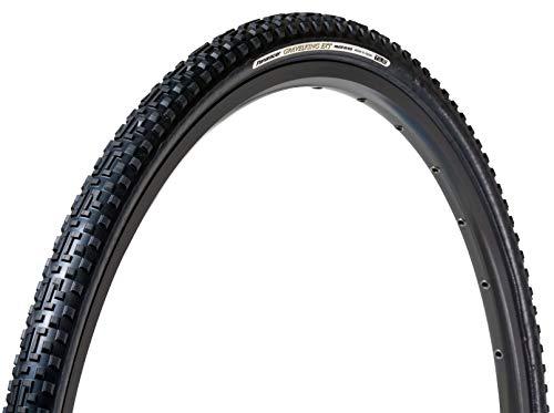 Panaracer GravelKing EXT Plus+ Neumáticos de grava plegables 700x38C Negro/Negro