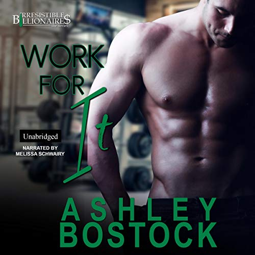 Work for It audiobook cover art