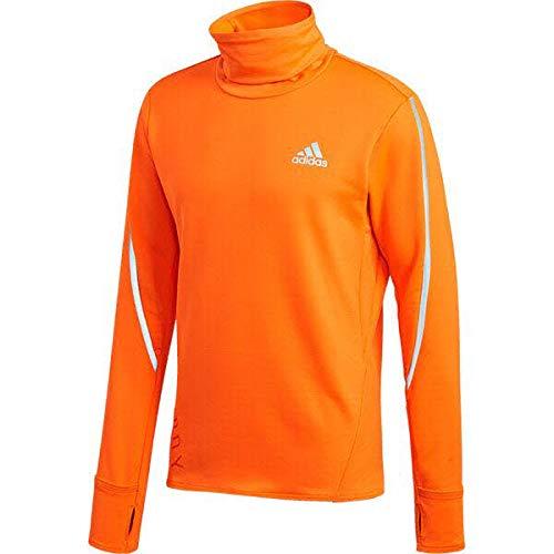 adidas C.R Cover Up Sweatshirt Sudadera, Hombre, Apsior, Small