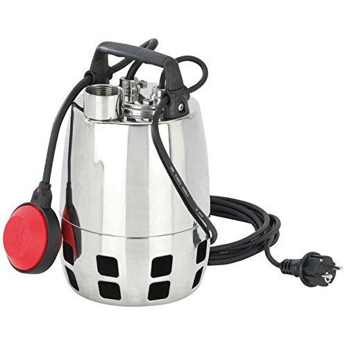 CALPEDA Bomba Sumergible GXVM Agua Drenaje GXV25-10m 0,45kW 0,6Hp 230V 50Hz