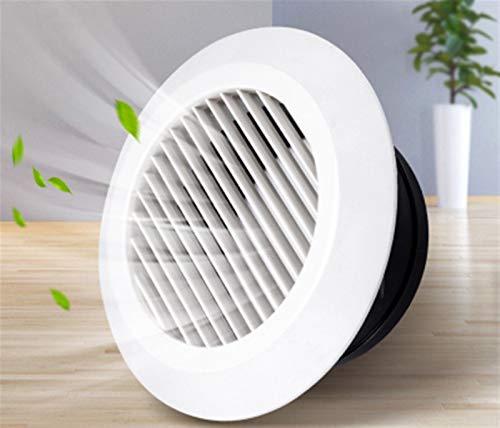 Cuiling-valla de aire Sistema de ventilación, ABS, salida de aire de la lumbrera central, aire acondicionado ventilación, el puerto de escape con insectos de ventilación ajustable neta rejilla de esca