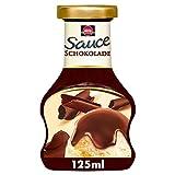 Schwartau Dessert Sauce Schokolade, 8er Pack (8 x 125 g) -