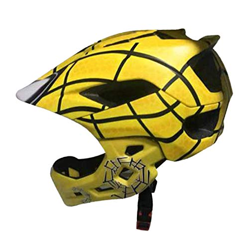 Hamaio Kinder Motorradhelm, Kinder Helm Motocross - Universal Sporthelm Dirt Bike ATV...