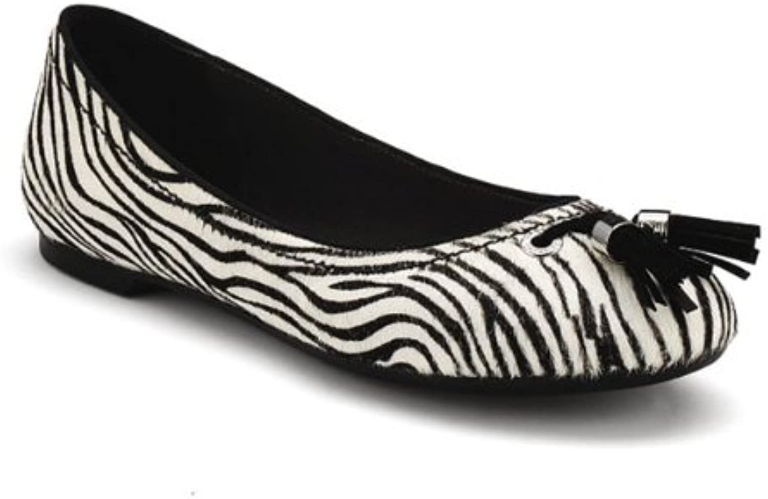 Sperry Womens Bliss, Black White Zebra Pony-6