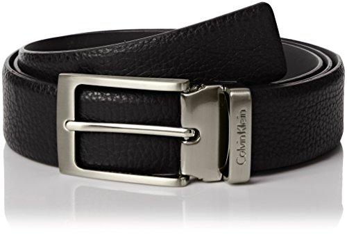Calvin Klein K50K500509 001 Ceinture, Noir, 95 Homme
