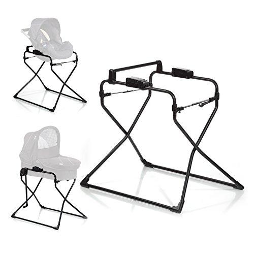Hauck X-Stand - Soporte para capazo y grupo 0+, color negro