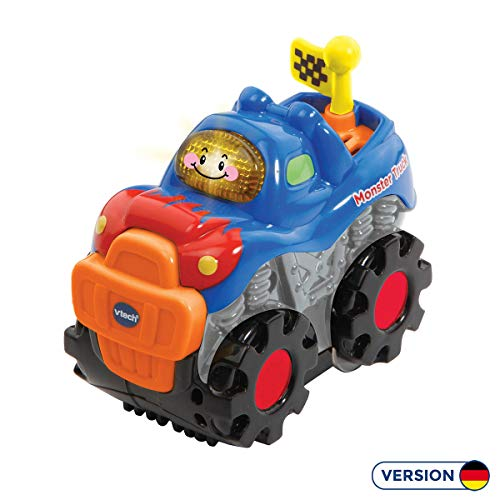 VTech Baby 80-501804 - TUT Baby Flitzer - Monster Truck