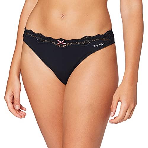 Tommy Hilfiger Bikini Estilo Ropa Interior, Cielo del Desierto, XS para Mujer