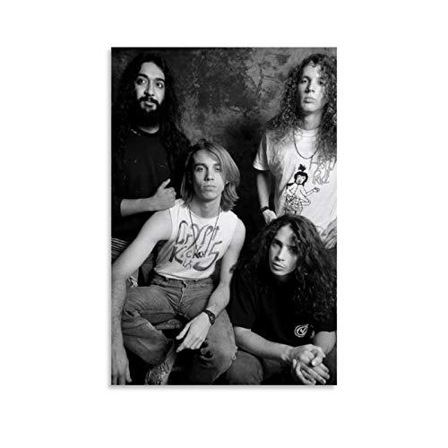 41 póster de Soundgarden en lienzo y arte para pared, diseño moderno