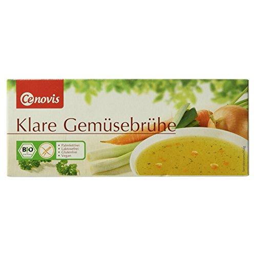 Cenovis Bio Klare Gemüsebrühe, 126g