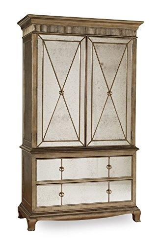 Buy Discount Hooker Furniture Sanctuary Mirror Armoire in Visage