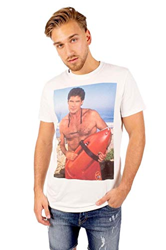 My Brandand MMB-TS010-GM005 T-shirt voor zwemtrainer, kleur 05 off-white