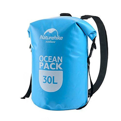 Seco Pack Saco fija rafting Dry Bag Impermeable bolsa para agua bolsa, azul: Amazon.es: Deportes y aire libre