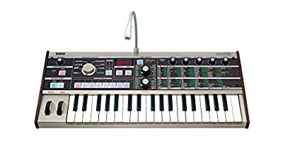 Korg microKorg 37-Key Analog Modeling Synthesizer with Vocoder by Korg USA Inc.