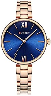 Curren Dress Watch For Women Analog Stainless Steel - C9017L-5