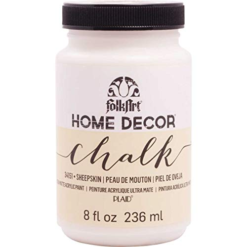 FolkArt Home Decor Chalk Furniture & Craft Paint in Assorted Colors, 8...