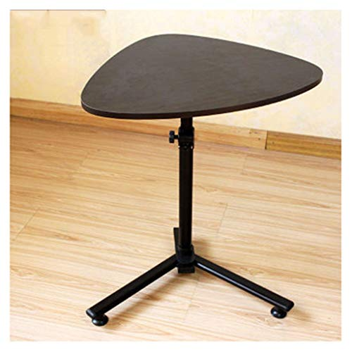 RKRXDH Adjustable Laptop Tabl,Lap Desks Bed Table For Eating,Laptop Table Height,Foldable Standing Desk For Writing In Sofa,Couch,Breakfast Tray And Drawing Table overbed table