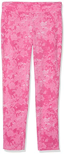 Columbia Mädchen Glacial Leggins Mit Motiv, Rosa (Pink Ice Camo), S