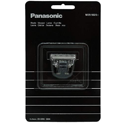 Panasonic Wer9620 Ersatzteil für Bartschneider, verschiedene Modelle Er-Gb96, Er-Gb86, Schwarz