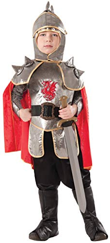 Forum Novelties Silver Knight Costume, Medium