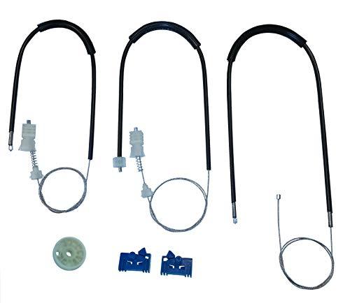 Twowinds - 8200000938 Kit de reparación de elevalunas eléctrico Delantero Derecho Laguna II Grandtour Hatchback