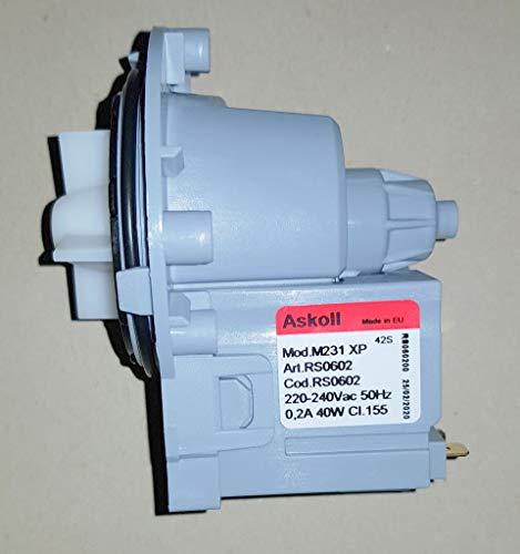 Motor Pump Assembly/Ablaufpumpe Motor/Für Samsung / WD806P4SAWQ/WS
