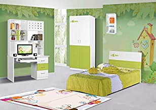 Kids Room Rugs Printed Carpets - Exclusive Printed Rugs with Premium Quality Material & Easy Washable- 48 x 71 inch-Book
