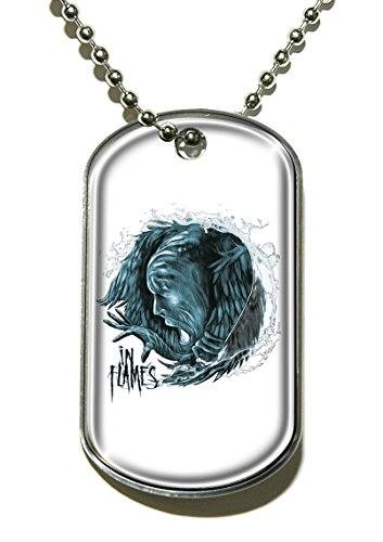 Siren Charms Dog Tag Kette