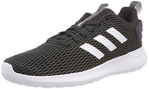 adidas CF Lite Racer CC, Zapatillas de Gimnasia Hombre, Gris (Carbon S18/ftwr White/Grey One F17), 47 1/3 EU