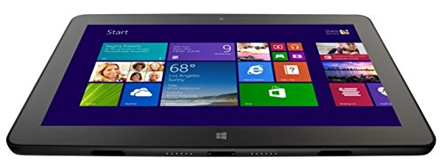 Dell Venue 11 Pro 5130-9645 10.8 inch Tablet (Intel Atom Z3795 1.6 GHz, 2 GB RAM, 64 GB Storage, WLAN, Webcam, Windows 8.1) - Black