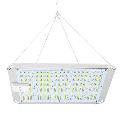 Plant 100W LED Crece La Luz, Plantas Espectro Completo Crece La Lámpara, Lámpara Panel Planta para Jardín Interior Y Grow Invernaderos Tienda De Campaña De La Siembra La Cría Veg Flor (472PCS LED)