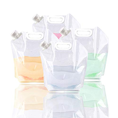 Best foldable water bag