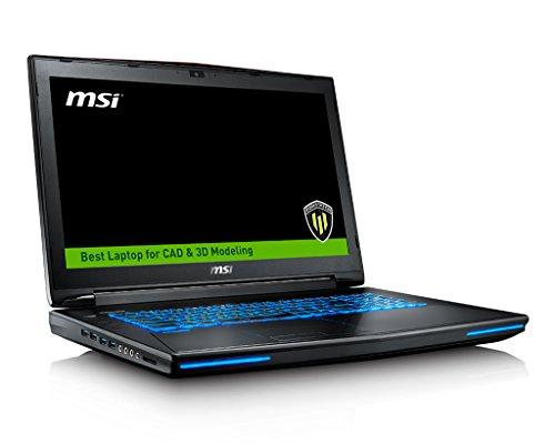 MSI 001782-SKU1504 43,9 cm 17,3 Zoll Laptop Intel Core-i7 6700HQ, 61GB Bild 4*