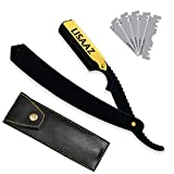 """Gold Clip Razor 