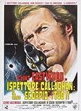 Dirty Harry – Clint Eastwood – Italienisch Film Poster